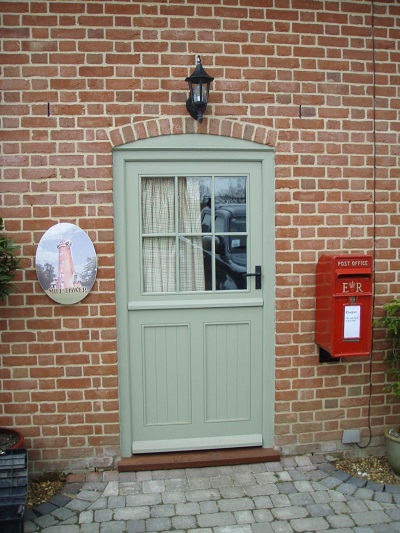 Timber Cottage Stable Door